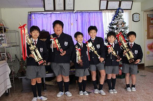 2014年12月 6日 (土)「小学生英会話の集い」