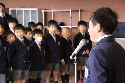 1月4日(日) NIB「ひるじげ学校訪問SP」