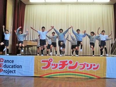 2月24日(火)ダンス教室