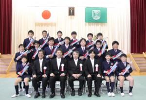 3月19日(土)小学校卒業式