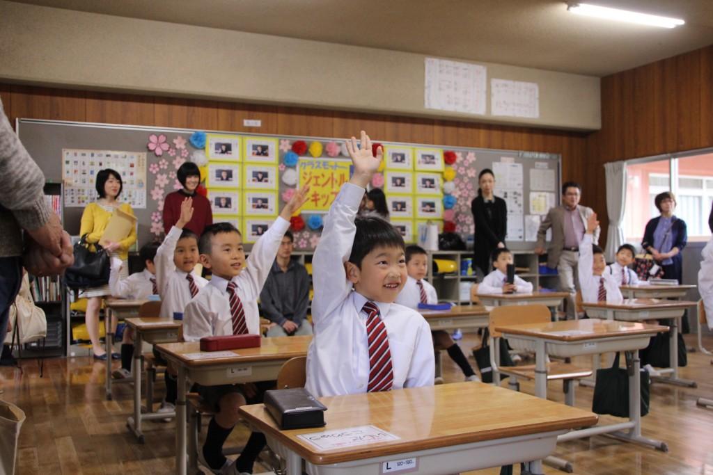 来週は「第1回学校公開週間」です、是非ご来校ください!