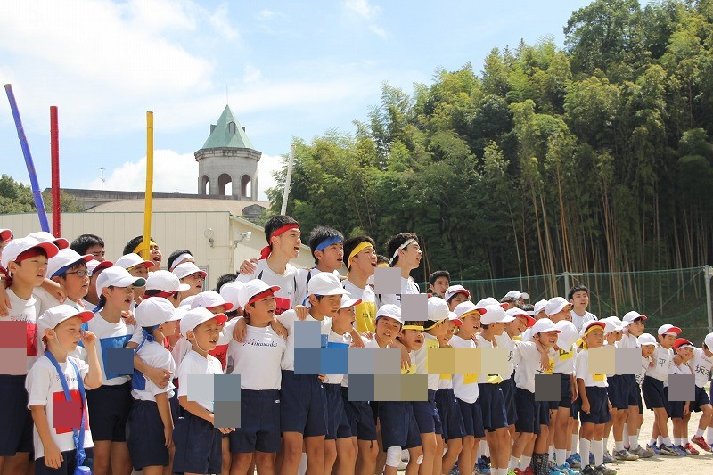 小・中・高合同体育祭、明日開催か?