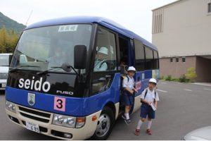 来春より、スクールバス路線拡大を検討中!
