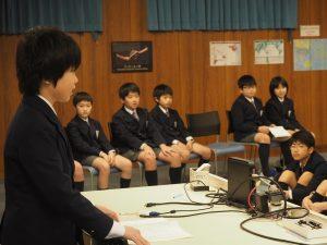 楽しかったダービースクール(Jack N. Darby Elementary School)での国際交流!