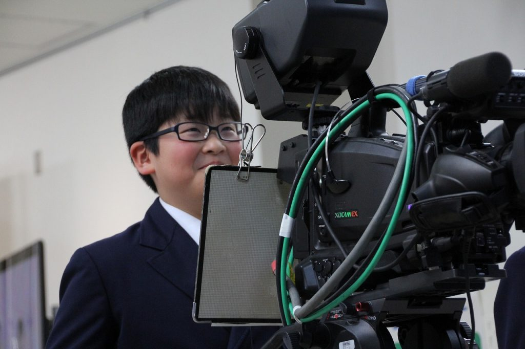 NHK放送体験