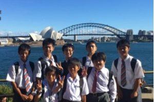 2017年度オーストラリア研修