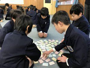 4年生が英語の多読に挑戦!