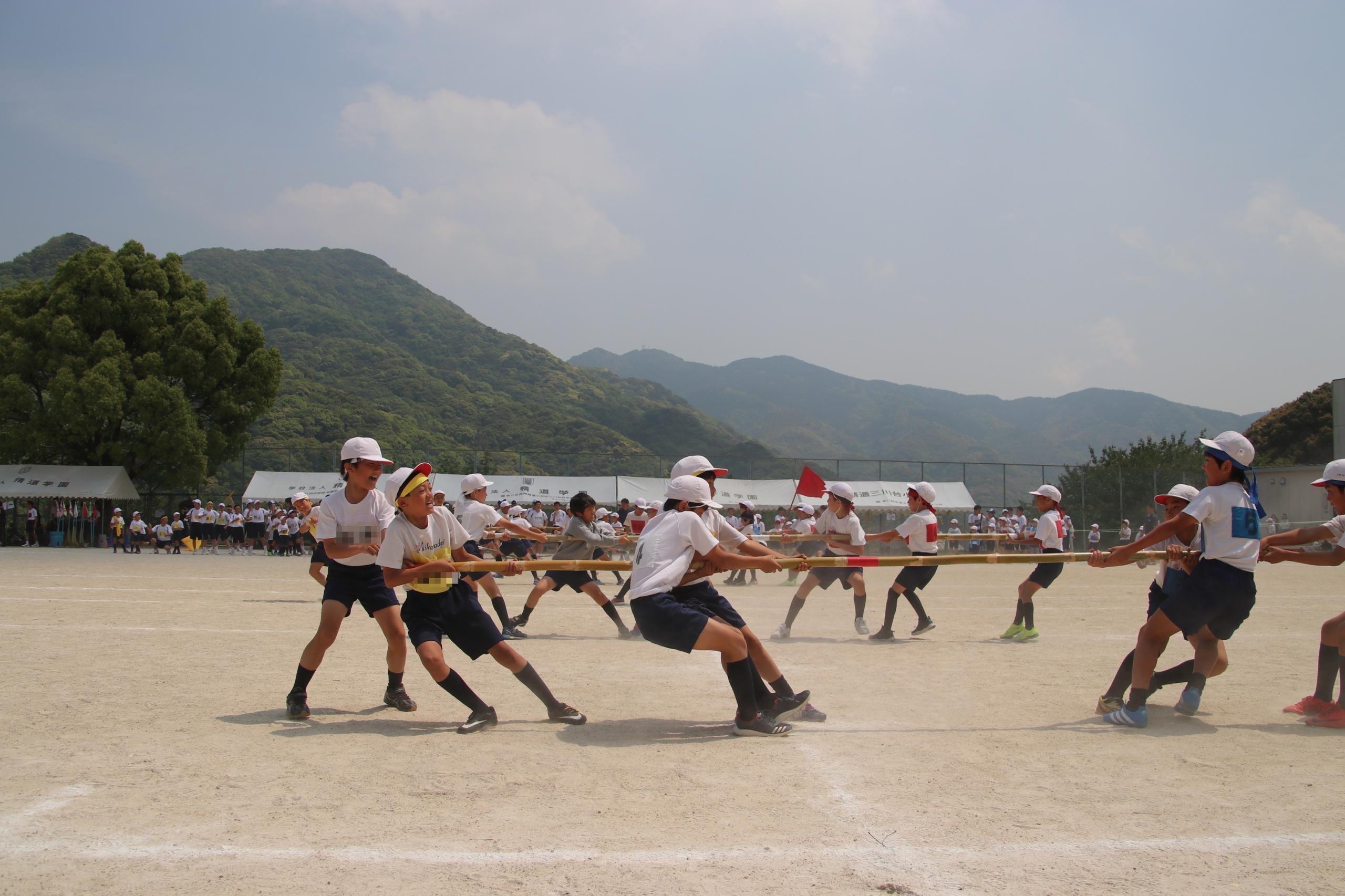 小中高 合同第37回体育祭 パートII