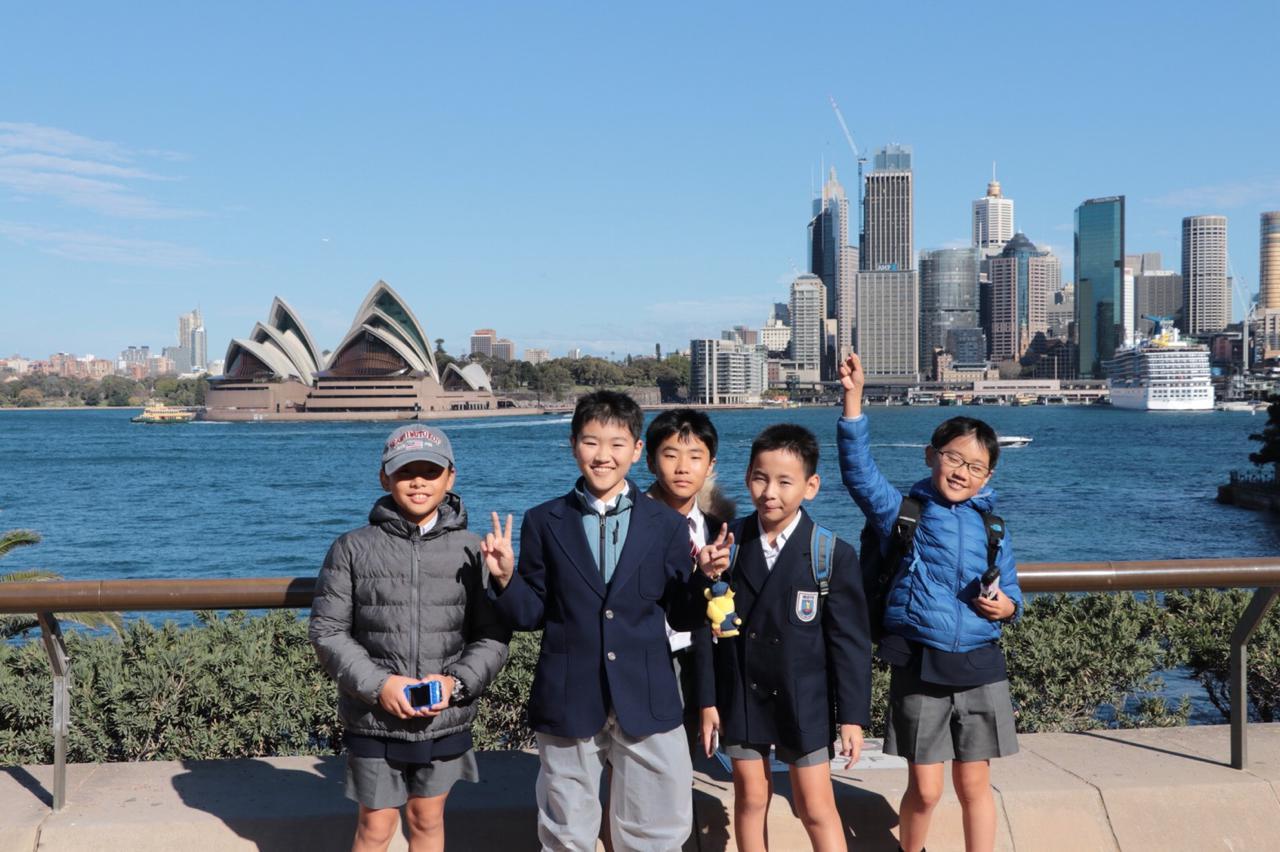 オーストラリア研修報告