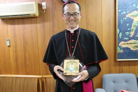 酒井司教司式ミサ