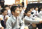 児童会主催「大喜利」写真でひと言、、〜ユーモアのセンスを磨く〜