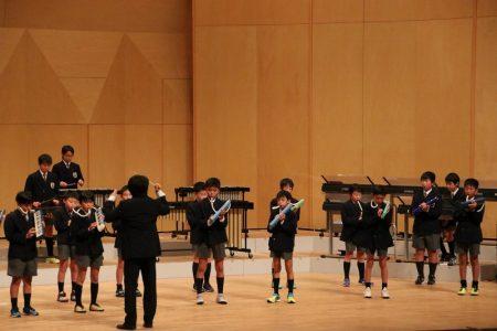 長崎市小学校音楽会