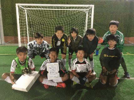 """サッカー部""""Kuruli cup""""で活躍"""