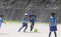 サッカー部 夏休み