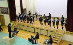 文化活動発表会 小学生の部
