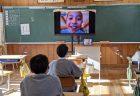 「タブレットを使って」5年生編  〜リモートで家庭科の発表〜