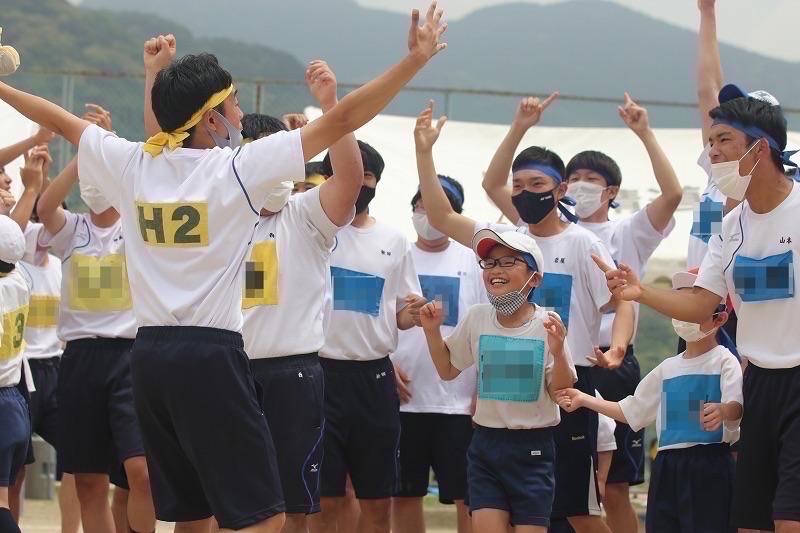 唯一無二 男子校 小中高合同 第39回体育祭