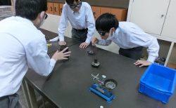 6年 理科実験 part III「Fe(鉄)の燃焼」燃やしたら重くなる!